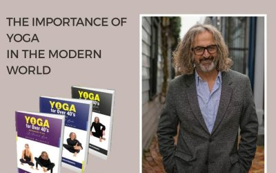 The importance of yoga in modern world