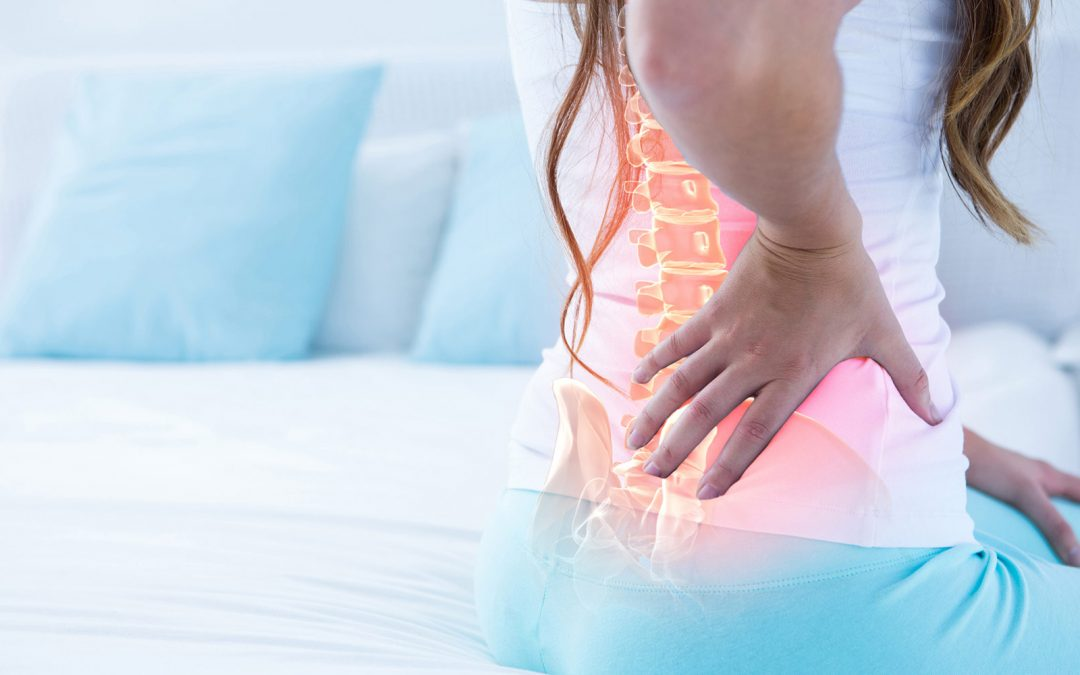 Suffering from back pain?